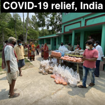 COVID-19 relief project